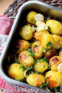 pieczone ziemniaki , mlode ziemniaki , mlode ziemniaki na ostro , ziemniaki ze szczypiorkiem , ostra na slodko (2)xxx