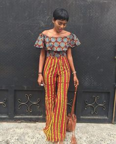Yes, can we hear you say Gorgeous! Whenever our style game is in need of a little sprucing, we know we can always count on  Naija trendy fashionistas to have our backs. With their confident and bol…