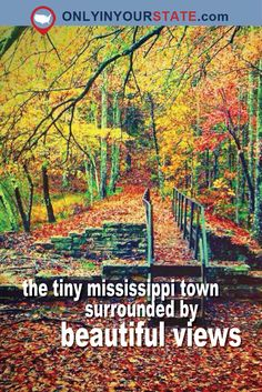 Travel   Mississippi   Beautiful Views   Scenic Views   Small Towns   Charming Towns   Scenic Towns   Places To Visit   Natural Beauty