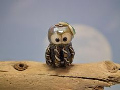 Vanna lampwork octopus bead sra by DeniseAnnette on Etsy, $11.00