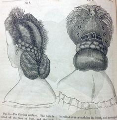 Godey's 1864 >>