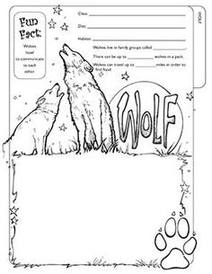 1000 images about wolf cub scout on pinterest cub for Wolf cub coloring pages
