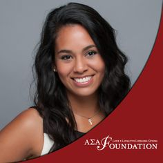 Carolina Cruz, ΖΗ, 2014 Zeta Eta Scholarship recipient. Apply for a 2015 Foundation scholarship today!