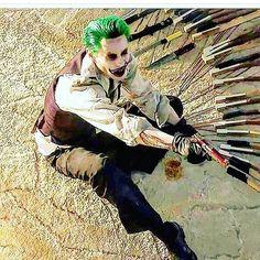 Jared Leto as the Joker Squad Gotham City, Joaquin Phoenix, Suiside Squad, Dc Comics Peliculas, Jared Leto Joker, Daddys Lil Monster, Greatest Villains, Joker Art, Batman