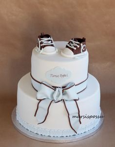 Marsispossu: Kerroskakku ristiäisiin, Christening cake