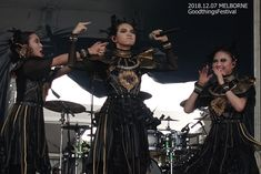 Goth, Concert, Babymetal, Fashion, Gothic, Moda, Fashion Styles, Goth Subculture, Concerts