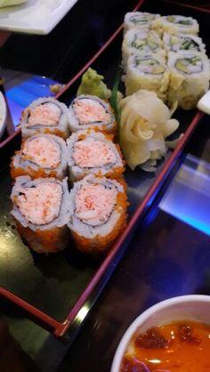 Ahlam #Sushi #Seafood #Sea #Food