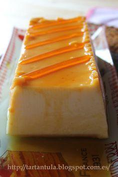 la Serena: Tarta asturiana de queso. Tipo flan y sin horno. Pudding Recipes, Cake Recipes, Dessert Recipes, No Cook Desserts, Delicious Desserts, Mini Pies, Sweet Recipes, Food To Make, Cupcake Cakes