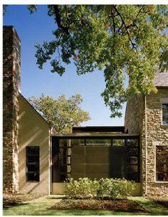 Edgemoor Residence--architect David Jameson