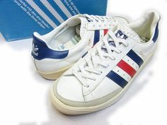 adidas davis cup my vintage lovely par of sport shoes