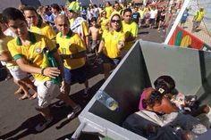 Antonio Lucignano: Il vero volto dei Mondiali in Brasile
