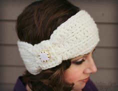 Ravelry: Wintertide Headband pattern by Beatrice Ryan Designs