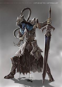 Grimdark Souls - Artorias the Abysswalker by SaneKyle on DeviantArt