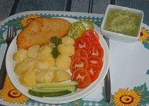 Smažený patizon Cantaloupe, Dip, Tacos, Mexican, Beef, Chicken, Fruit, Ethnic Recipes, Food