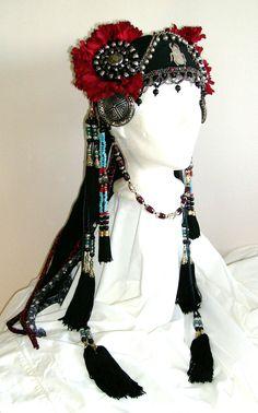 scarab headdress- Judeah