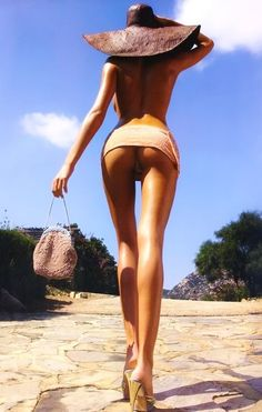 Amazing perfect sexy ass erotic wallpaper