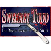 Sweeney Todd (Click thru for Sondheim videos discussing the show; additional info page)