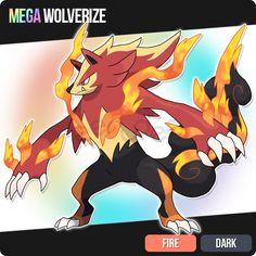 006 Mega Wolverize by zerudez.deviantart.com on @DeviantArt