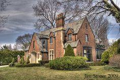 English Tudor Style Home by jlstoner, via Flickr