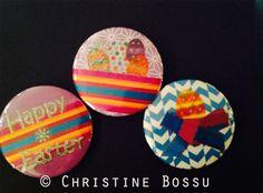 Art-Badges, version Scrap
