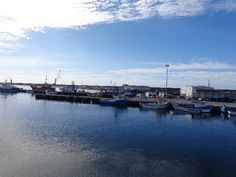 Doca do Porto de Ponta Delgada
