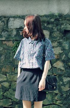 เสื้อผ้าแฟชั่น Asian Street Style 122   20 Asian Street Snaps of The Week