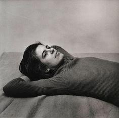 Susan Sontag, 1975 photo by Peter Hujar