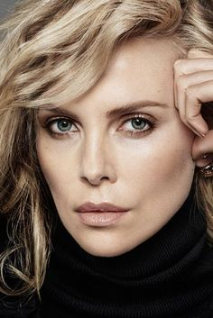 Charlize Theron Beauty Interview | British Vogue