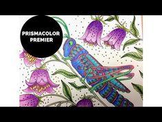 Hanna Karlzon|Summer Nights|Prismacolor Premier|Tutorial|Jazz_Funk - YouTube
