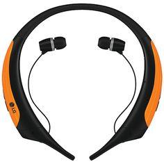 Lg Tone Active Bluetooth Stereo Headset (orange)