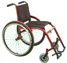 Innovator Ultralight Folding Wheelchair