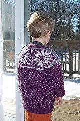Ravelry: Eli's Norwegian Cardigan WG75 pattern by Meg Swansen