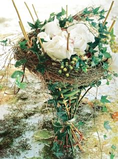 floral art by Gregor Lersch