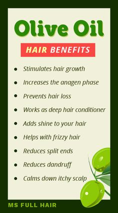 Can you use olive oil for hair growth and put a stop to hair loss? We found an amazing study on how hair regrowth actually occurs using olive oil. It only takes 28 days to see visible before and after results – That's less than 1 month! Deep Hair Conditioner, Olive Oil Benefits, Full Hair, Hair Loss Remedies, Hair Growth Oil, Prevent Hair Loss, Hair Regrowth, How To Make Hair, Hair