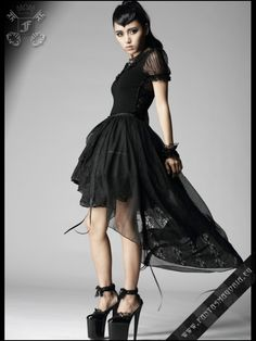 Arcadia top | Gothic, Steampunk, Rock, Fetish, and other Alternative fashion retail and wholesale apparel & accessories