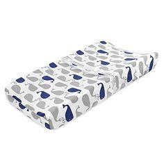 Just Born High Seas Nautical Changing Pad Cover, Grey/Blue. $19.99   http://www.bedbathandbeyond.com/store/product/just-born-high-seas-changing-pad-cover/1044950422?skuId=44950422&mcid=PS_googlepla_nonbrand_baby_&adpos=1o1&creative=43742625229&device=c&matchtype=&network=g&product_id=44950422&gclid=Cj0KEQjwwry8BRDjsbjMpPSDvagBEiQA5oW0nFna1NEbxMA6N3tiZY5fGSGIOc22eLG-hDngI5_LcREaAoQr8P8HAQ