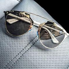Bu yazın hit güneş gözlüğüyle tanışın: DIOR So Real! Satın almak için: http://www.n11.com/christian-dior-so-real-gumus-aynali-gunes-gozlugu-P63687728?cid=604001&gclid=COPD87erpsYCFcPMtAodPbYCzA #dior #soreal #sunglass