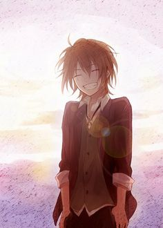 Yata Misaki. Really like when they make that kind of smile