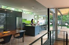 Casa Abierta | Custom Home Magazine | KUBE Architecture, Chevy Chase, MD, United States, Single Family, Renovation/Remodel, 2014 Residential Architect Design Awards, RADA 2014, renovation, Citation, Residential Architect Design Awards 2014