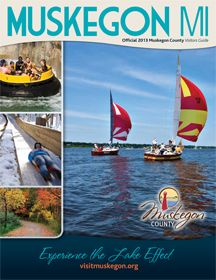 Visit Muskegon County, your perfect all-season playground just three hours from Chicago or Detroit. Check out Muskegon, the next big thing in Pure Michigan! Muskegon Michigan, Lake Michigan, Michigan Vacations, Visitors Bureau, The Next Big Thing, Interesting History, Playground, Detroit, Beaches