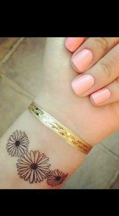 sunflower-tattoo-simple