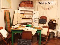 salvage- autumn market