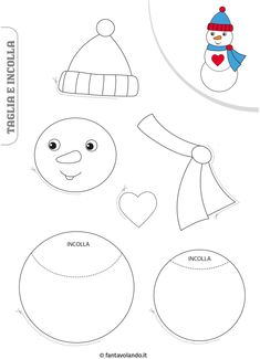 Preschool Color Activities, Winter Activities, Writing Activities, Christmas Templates, Christmas Printables, Crafts For Kids, Arts And Crafts, Paper Crafts, School Board Decoration