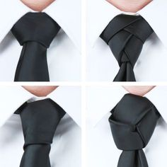 Going out? Try These Four Creative Ways To Tie A Tie- Going Out? Try These Four Creative Ways To Tie A Tie Your friend forgets how to do it XD - Suit Fashion, Mens Fashion, Fashion Tips, Fashion 2016, Fashion Ideas, Winter Fashion, Tie A Necktie, Necktie Knots, Tie Styles