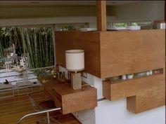 Robert F. Elliott House. 1930. Los Angeles CA. Rudolph Schindler