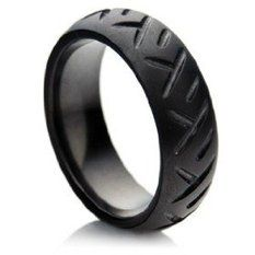 Motorcycle tyre ring