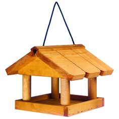 hanging bird feeders