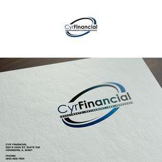 Create a timeless, unique logo for Cyr Financial. Light neutrals,Dark neutrals,Designers choose Accounting & Financial by ksm7