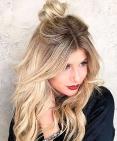 Pretty Blonde Balayage Hairstyle Ideas For Summer Sparkle 14