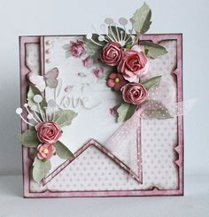Do you love pink? This card is made with much love for someone specialI do hope that you like it.Big hugs JohannaPion products:Paris Flea Market - By the Eiffel Tower PD5701Paris Flea Market - Pink fabric PD5704Paris Flea Market - Pink lace PD5707Paris Flea Market - Rose du…